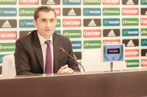 Valverde: Celta przez większą część meczu była lepsza
