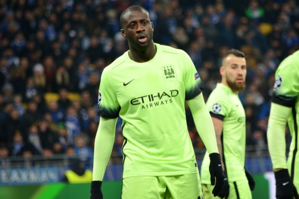 Toure: Pragnę, by City było większym klubem od United