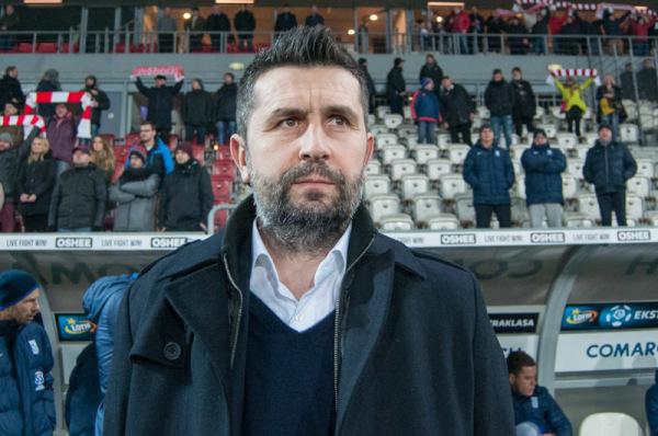 Trener Lecha: Mam najlepszych piłkarzy w lidze