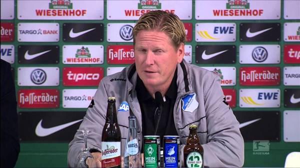 Trener HSV: Mieliśmy nadzieję być na pozycji, na której jesteśmy