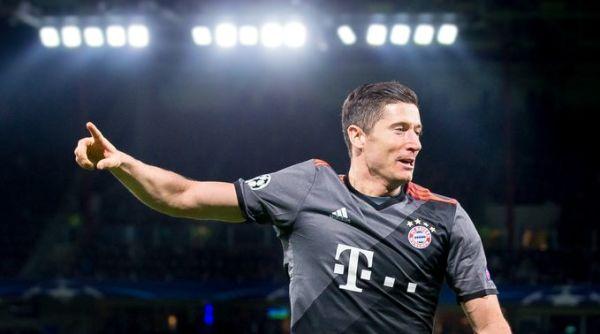 """Wielkie emocje w Lidze Mistrzów! Szczęsny obronił karnego, gol Lewandowskiego, efektowny Real, sensacja w Manchesterze i """"czerwony"""" Ronaldo! [VIDEO]"""