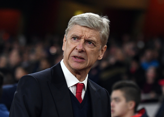 Arsene Wenger następcą Emery'ego w PSG?