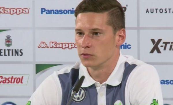 """Draxler zostanie wkrótce piłkarzem PSG? """"Rozmawiam z kilkoma klubami"""""""