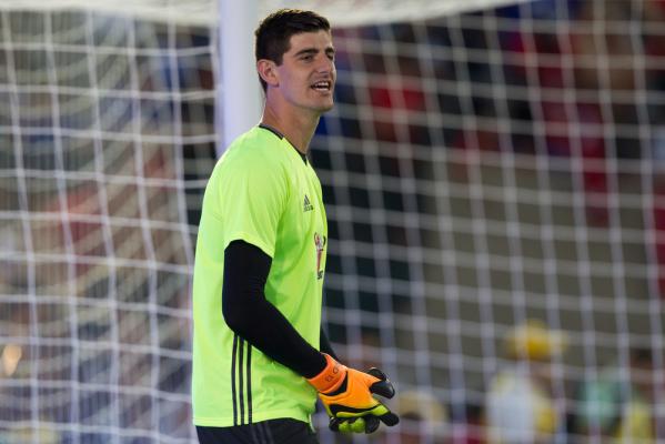 Thibaut Courtois na liście życzeń Realu Madryt