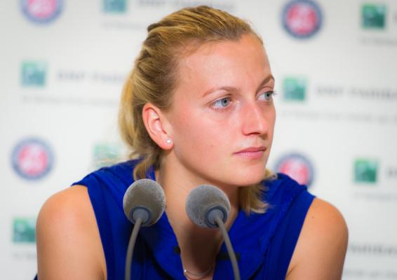 """Kvitova opuściła szpital. """"Nie czuję się ofiarą i nie użalam się nad sobą"""""""
