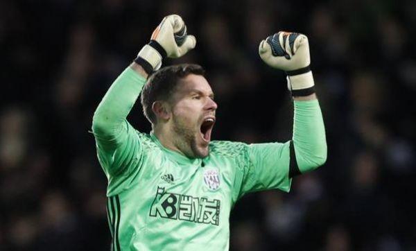 Foster przedłużył kontrakt z West Bromwich Albion