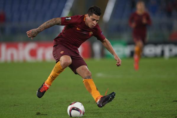Juan Iturbe odejdzie z Romy?