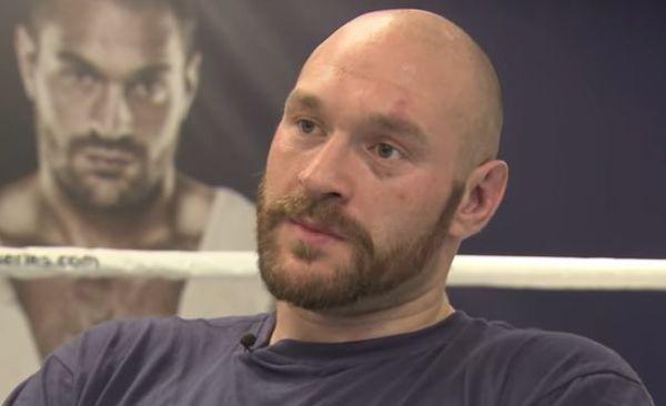 """Tyson Fury wraca na ring. """"Spodziewajcie się go w ringu na przełomie kwietnia i maja"""""""