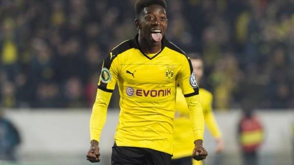 Borussia znów ukarała Dembele. Został zawieszony do odwołania