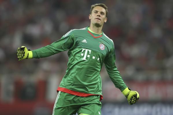 IFFHS: Neuer najlepszym bramkarzem roku