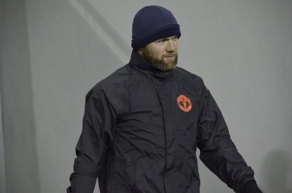 """Rooney z kontuzją. """"Poczuł ból podczas poniedziałkowego treningu"""""""