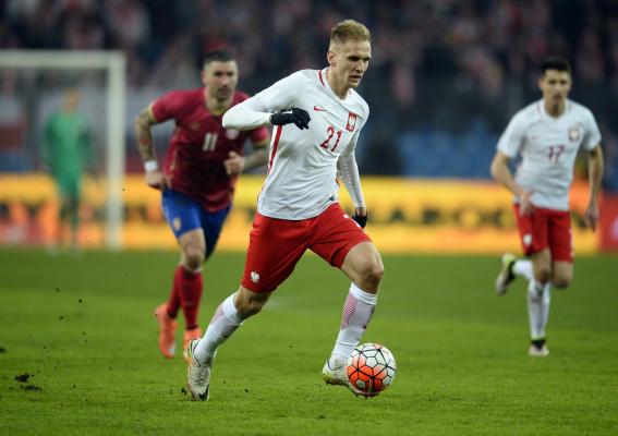 Złoty But: Teodorczyk jak Lewandowski i Zlatan