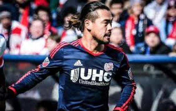 Kobayashi czwarty rok z New England Revolution