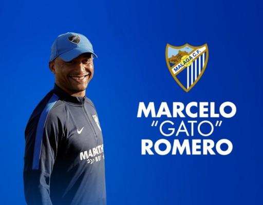Marcelo Romero trenerem Malagi