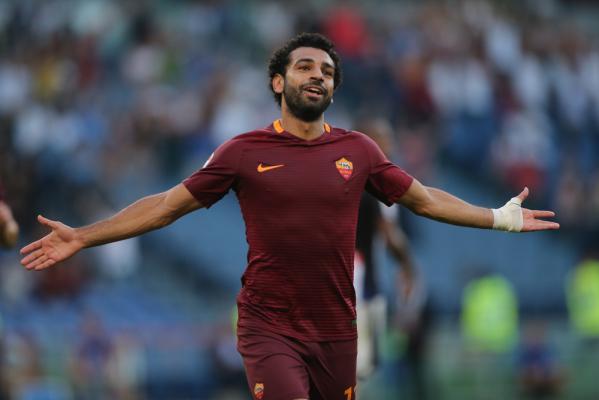 Salah najlepszym arabskim piłkarzem 2016 roku