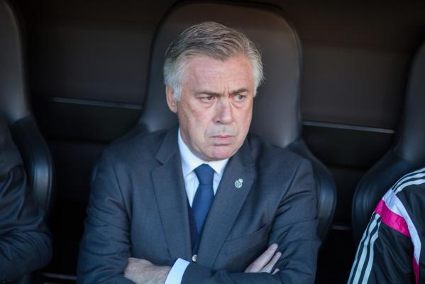 Ancelotti: Moim celem jest półfinał Ligi Mistrzów
