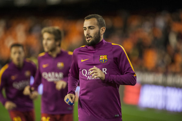 Aleix Vidal odejdzie z Barcelony?