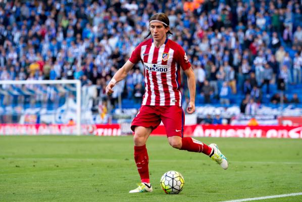 Filipe Luis wrócił do treningów z drużyną