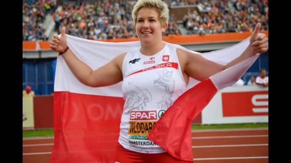 """Anita Włodarczyk lekkoatletką roku według """"Track & Field""""!"""