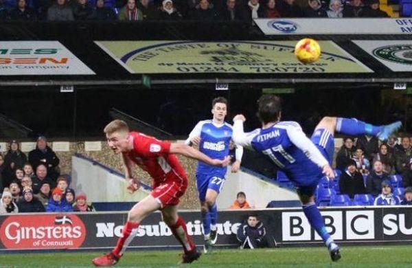 Anglia: Grał Białkowski, ósme zwycięstwo Ipswich Town