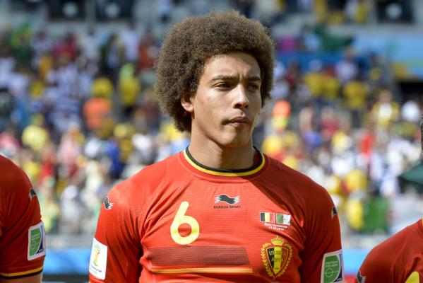 Axel Witsel wybierze Chiny zamiast Juventusu?