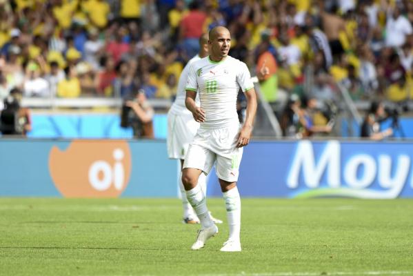 Feghouli na liście życzeń Olympique Marsylia