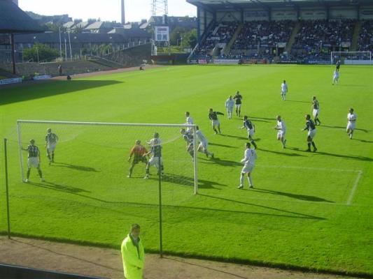 Pewna wygrana Dundee FC z St. Johnstone