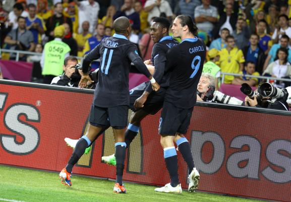 Andy Carroll: Chcę zostać w West Hamie