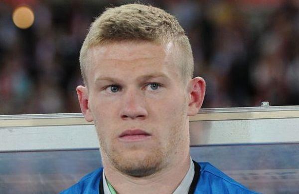 McClean przedłużył kontrakt z West Bromwich Albion