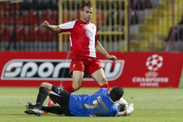 Legia kupi napastnika Lokomotiwu Moskwa?