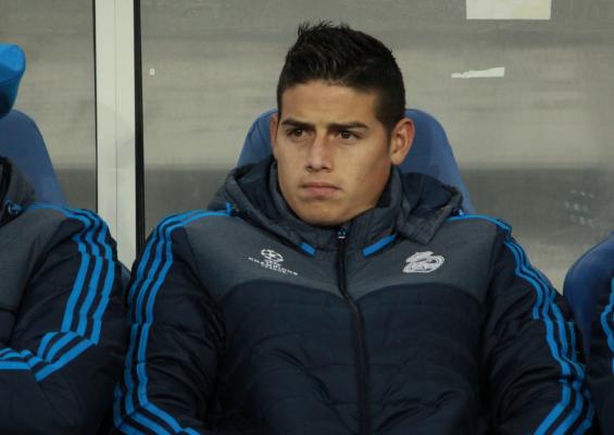 Ojciec Jamesa: Syn zostaje w Madrycie