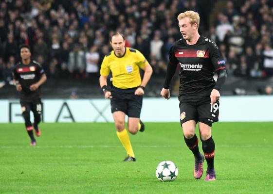 Julian Brandt celem transferowym Liverpoolu