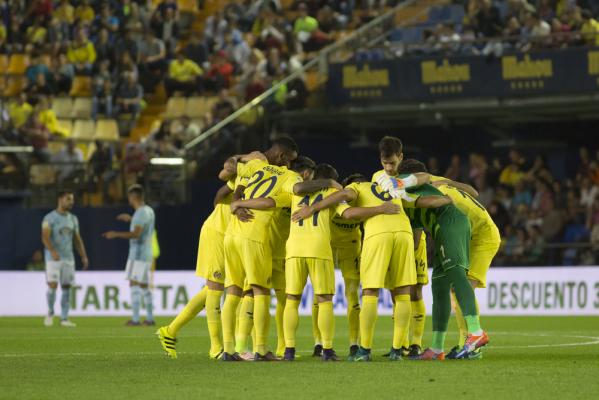 Villarreal CF przegrał w San Sebastian