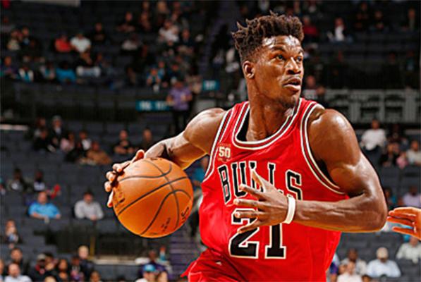 Mistrzowie NBA przegrali z Chicago Bulls
