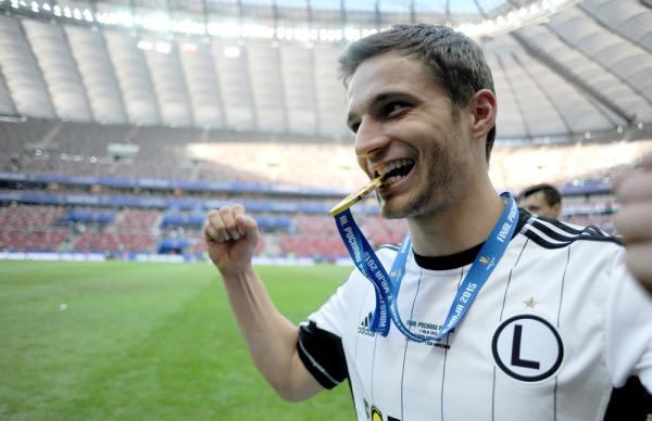 Bereszyński: Sampdoria to najlepszy klub dla mnie w tym momencie kariery