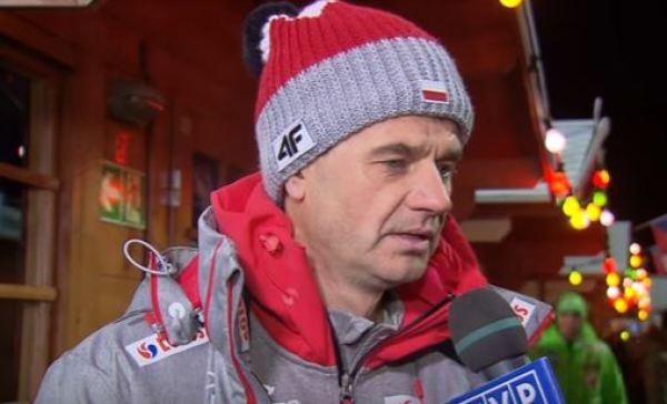 Stefan Horngacher ogłosił skład Polaków na igrzyska olimpijskie