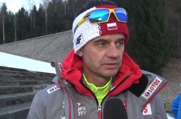 Horngacher: Pozostajemy w Oberstdorfie. Będziemy skakać na normalnej skoczni
