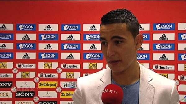 El Ghazi zamienia Ajax na Lazio