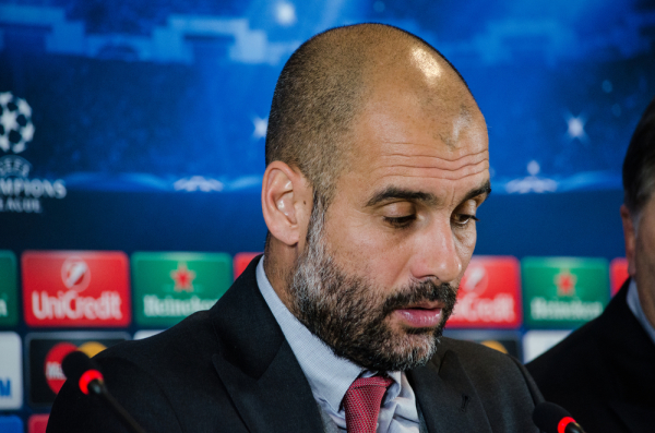 Guardiola: Czasem wpadam na pomysły, które nie działają