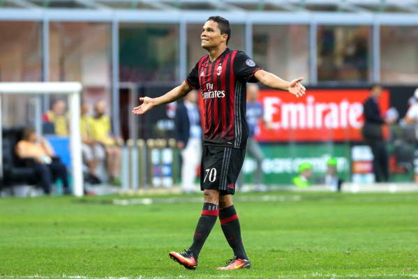 Carlos Bacca zamienia Mediolan na Villarreal