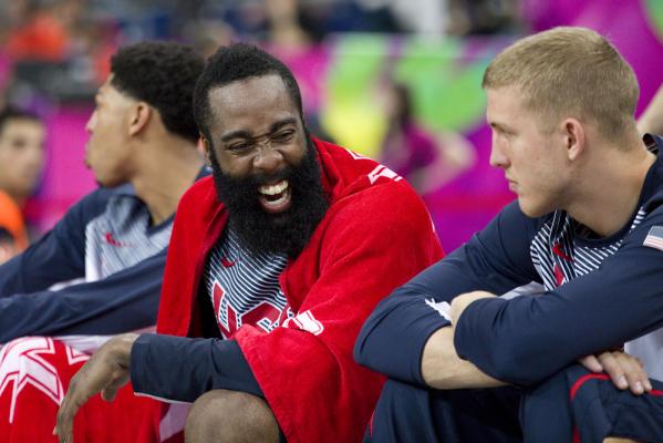 Wielki mecz Hardena. Rockets wygrali z Raptors