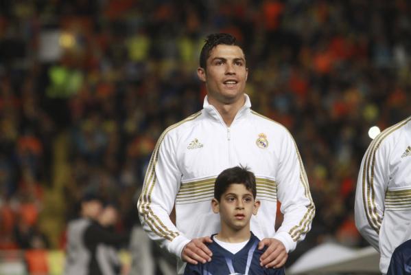 Cristiano Ronaldo Piłkarzem Roku FIFA!
