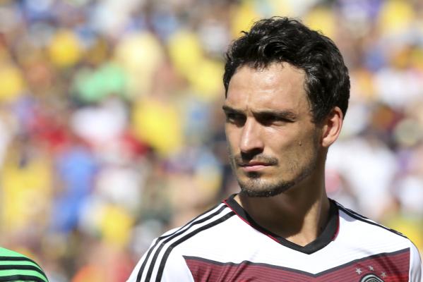 Hummels: Od 2012 nie wygrałem żadnego trofeum poza Superpucharem Niemiec