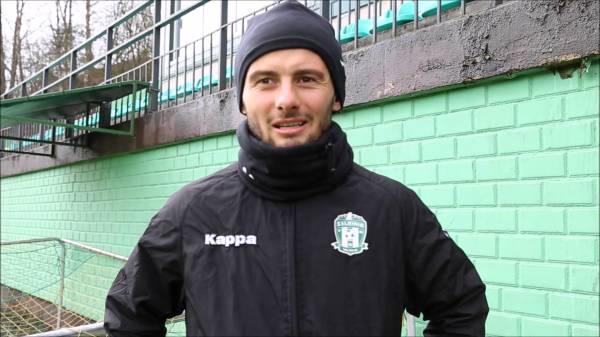 Były gracz Lecha piłkarzem Bytovii Bytów