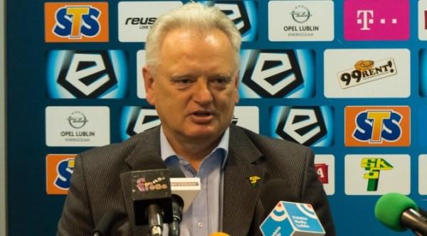 Górnik Łęczna ma nowego dyrektora sportowego