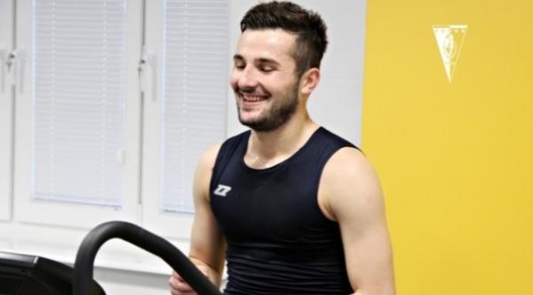 Pogoń nie puściła nowego piłkarza na zgrupowanie Gruzji