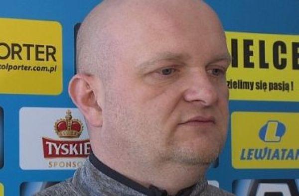 Trener Korony: Nie skończyliśmy walki o pewnych zawodników