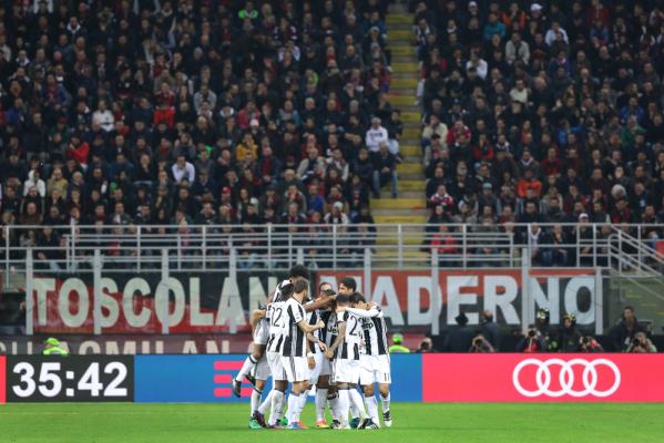 5 goli w Turynie. Zwycięstwo i awans Juventusu