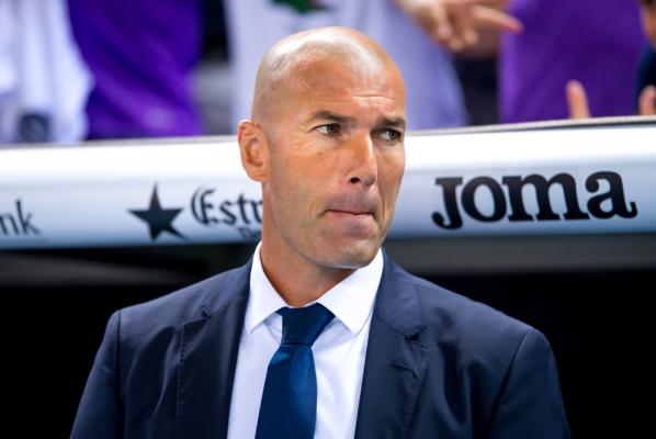 Zidane: Rywale zagrali niesamowicie dobrze