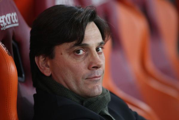 Montella: Z Juventusem też chcemy wygrać